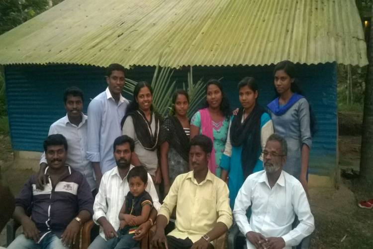 Help me raise fund for construction of church for my village - story -2