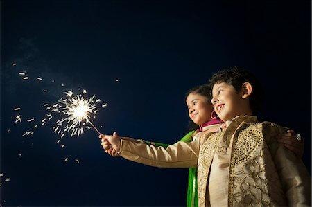 Diwali and Children