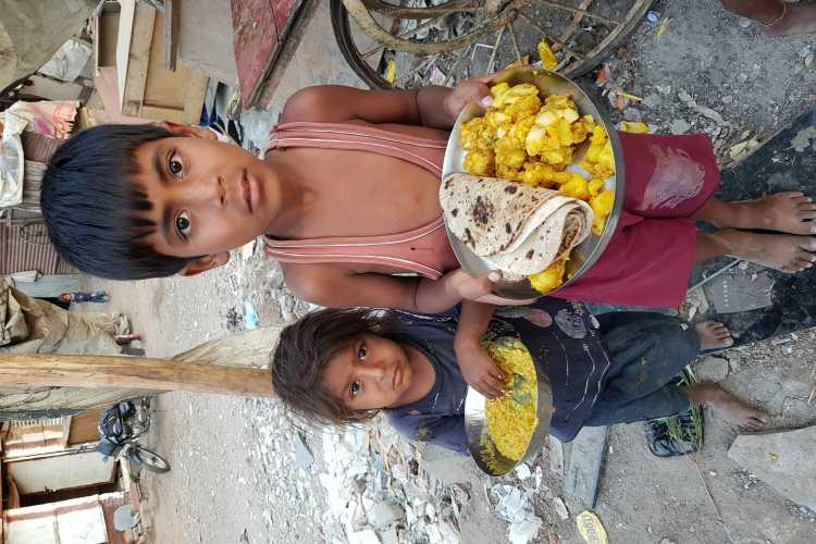 Help Feed 200 Underprivileged Children - story -1