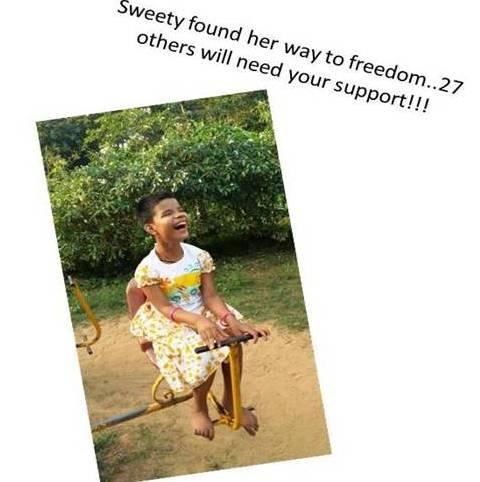 Help 30 deaf blind children access development skills - story -1