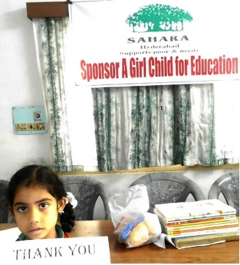 Sponsor Poor Girl children to continue school Education - story -1