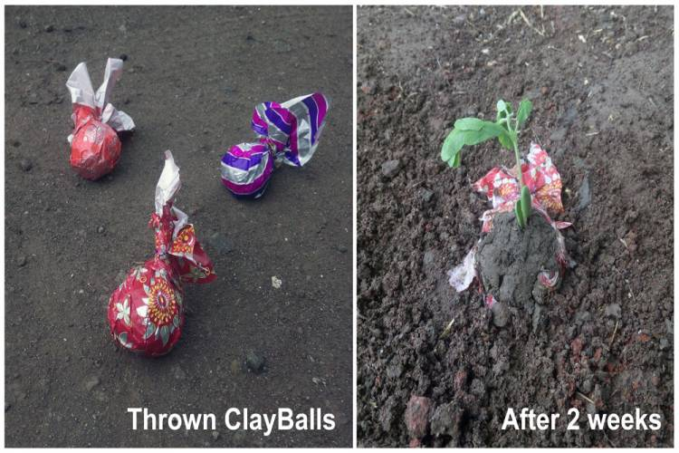 Help my organization for Green India by making 1cr ClayBalls - story -1