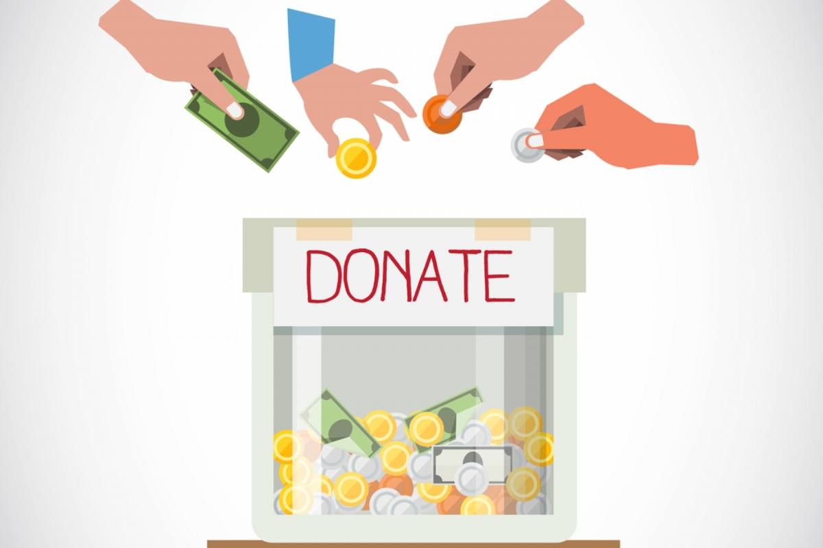 Donate Crowdfunding.