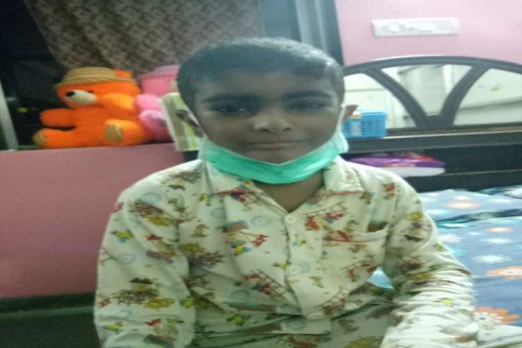 Help Dhairya with post BMT treatment. - story -7
