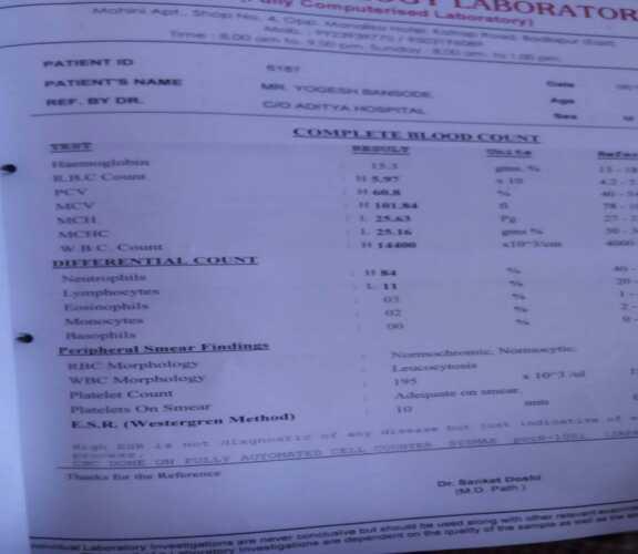Help Yogesh Undergo Paralysis Treatment - story -1