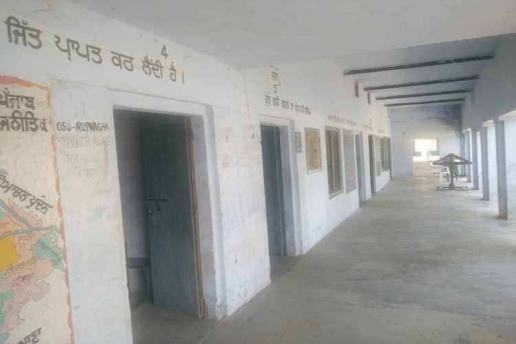 Help For Poor Pupils At Govt. Sen.Sec.School,Chanaulibassi - story -2