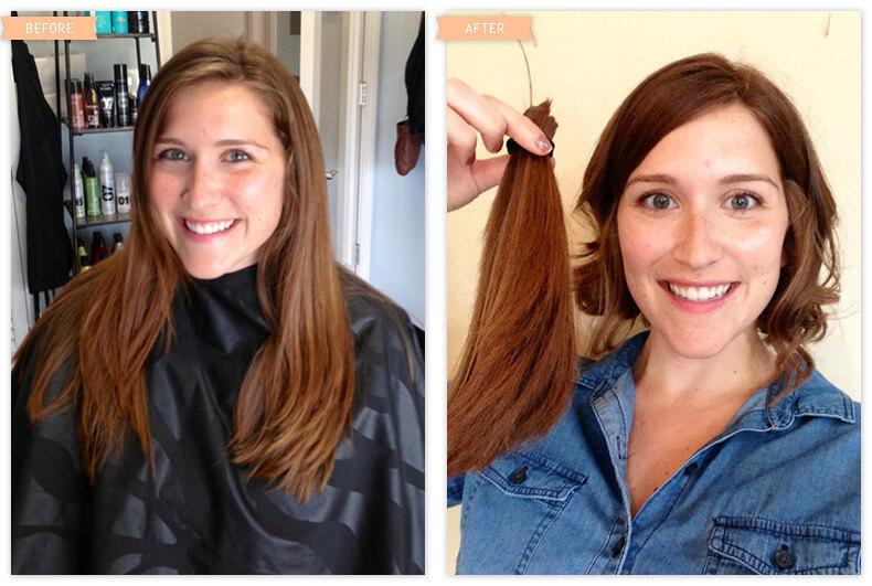 Cancer Hair Donation