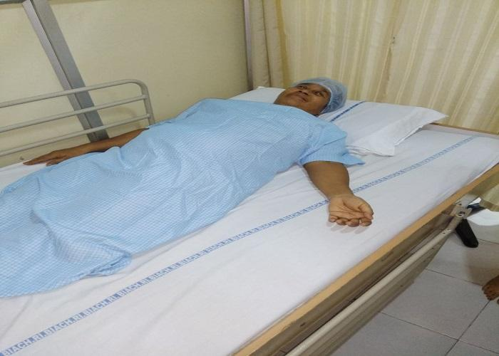 Help fund for Puspa s cancer treatment - story -1