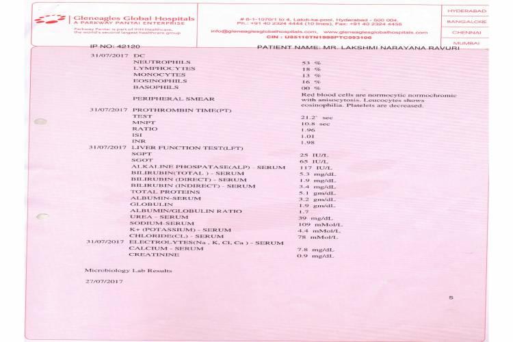 help laksmi narayana liver transplant - story -13