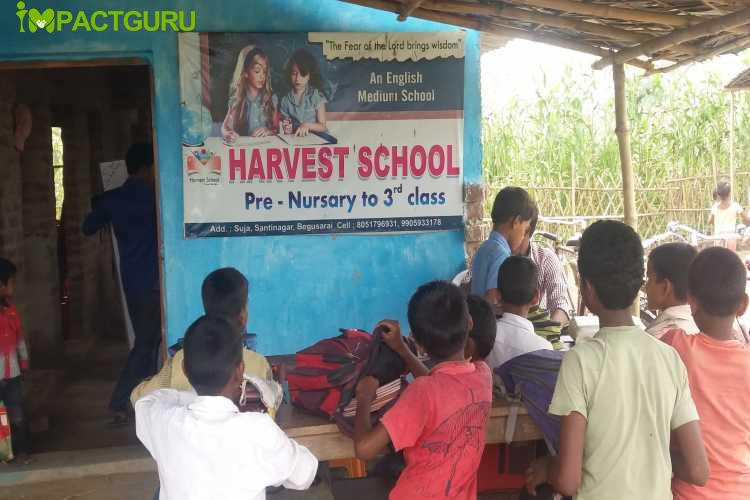 Help us to build community school for helpless children - story -2