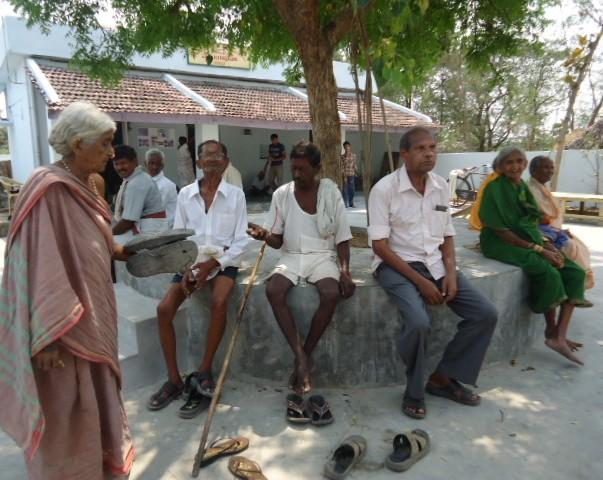 Help My Organization to take care and protection of Old Age - story -1