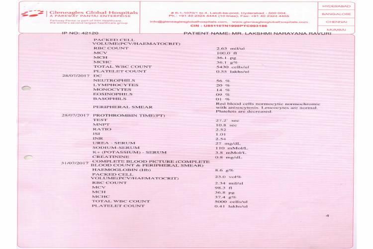 help laksmi narayana liver transplant - story -11