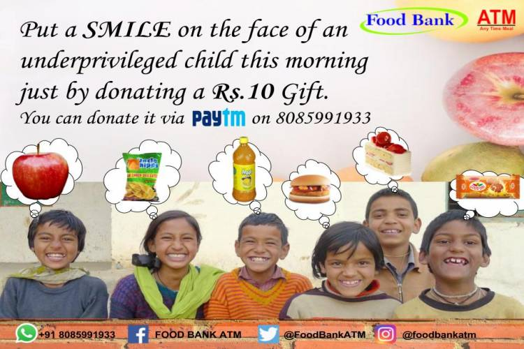 Help my Idea to eliminate FOOD WASTAGE & BEGGING FOR HUNGER, - story -7