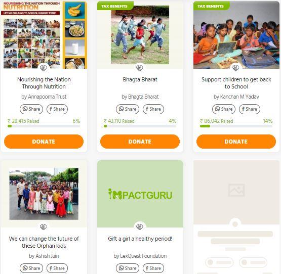 Non-profit-NGO-crowdfunding-impact-guru
