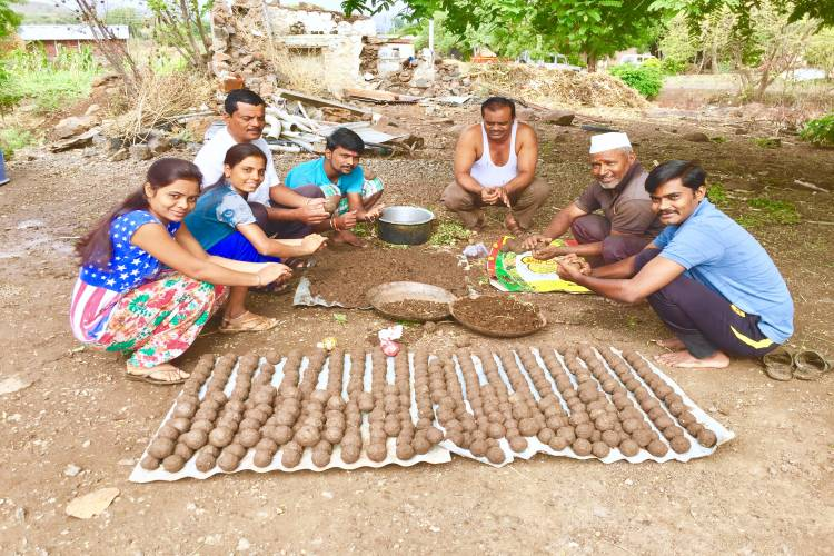 Help my organization for Green India by making 1cr ClayBalls - story -3