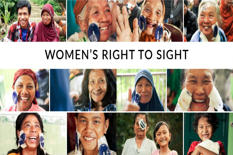 Women's Right To Sight - story - 1