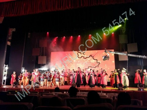 Help Set The Stage For 500 Super Talented Children - story -3