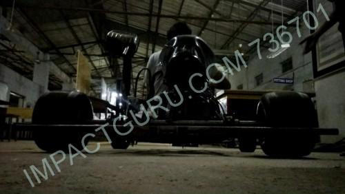 Blitzkrieg NIT Warangal Go Kart Racing - story -3
