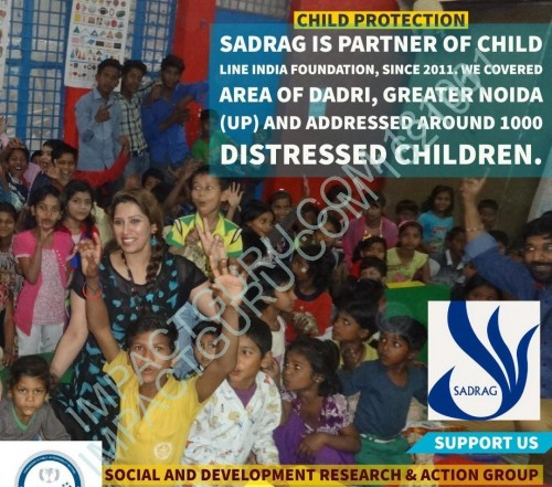 Help SADRAG Save Innocent Childhood! - story -4