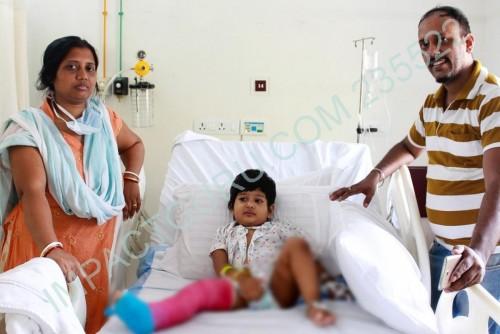 Help Baby Sampriti Fight Leukaemia - story -6