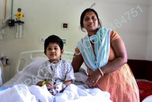 Help Baby Sampriti Fight Leukaemia - story -5