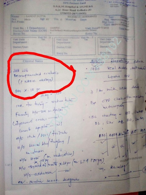 Help My School Friend Partho Dutta Needs A Liver Transplant - story -1