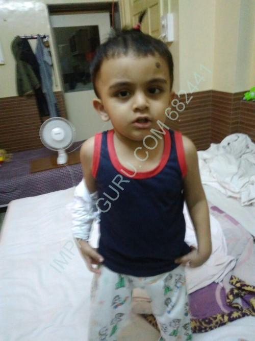 Leukemia Treatment For 2 Year Old Boy - story -10