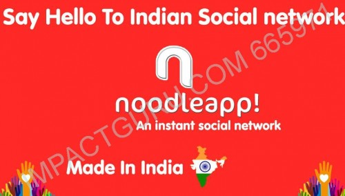 Say Hello To NOODLEAPP - An Instant Social Network - story -1
