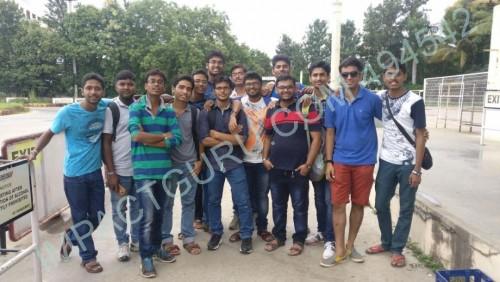 Blitzkrieg NIT Warangal Go Kart Racing - story -1