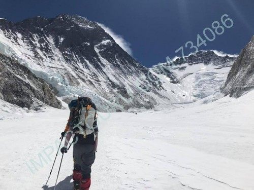 Climbing Everest At 53 - story -1