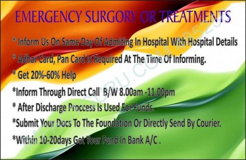 Free money surgery
