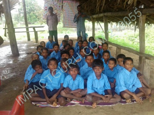 Bring Hope To Naxal Affected Children In Sukma - story -12