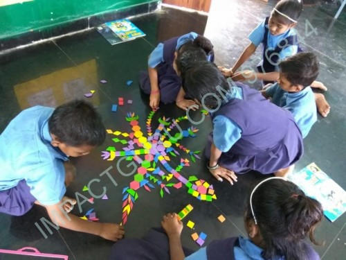 Bring Hope To Conflict Affected Children In Sukma - story -27