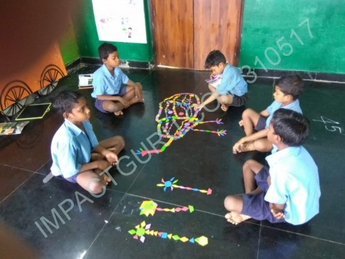 Bring Hope To Conflict Affected Children In Sukma - story -26