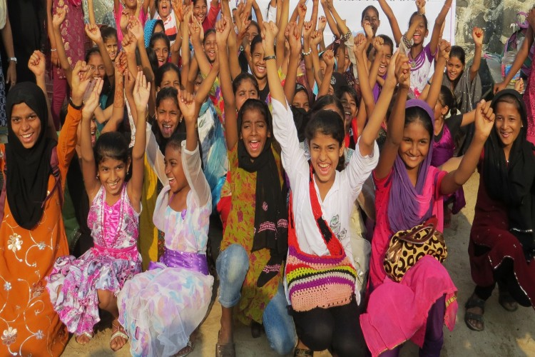 Impact Guru - Help Girls in Continuing Education