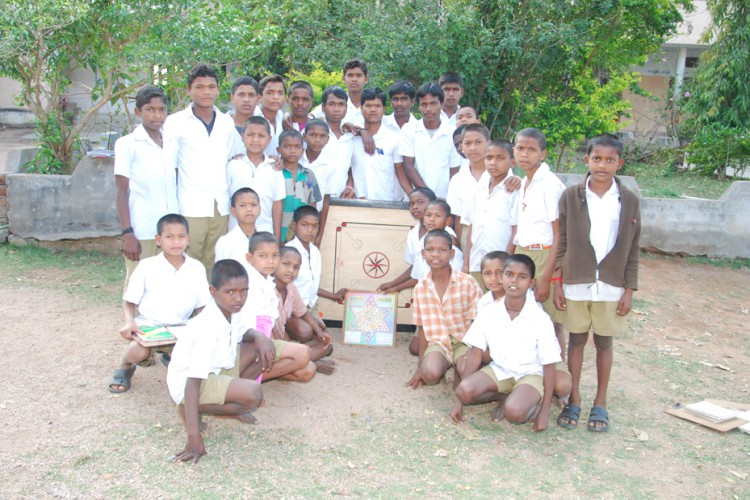 Impact Guru - Play It Forward - Help Setup A Sports Facility in a Free Student Hostel for Boys in Rural India.