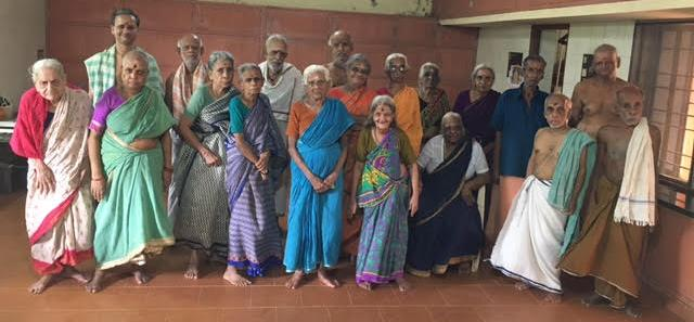 Groceries and provisions for an old age home based in Chennai