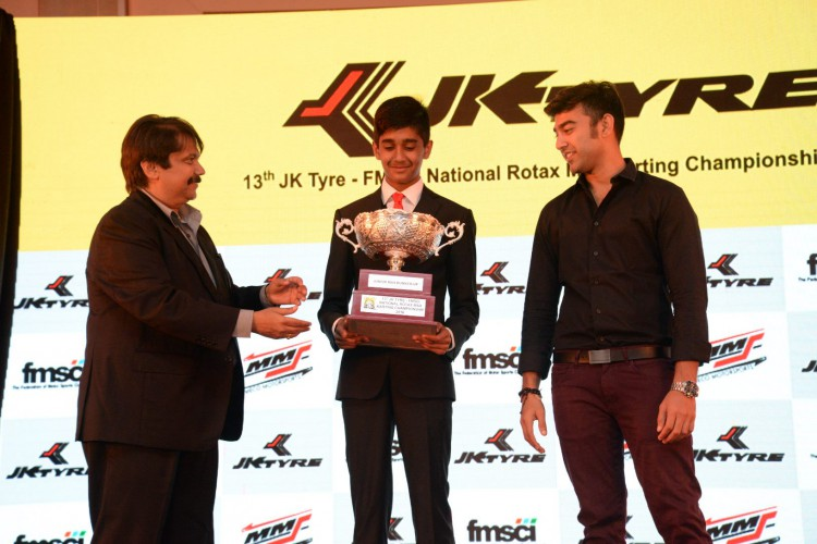 Support 14-year-old Yash in becoming the next Go-Karting World Champion