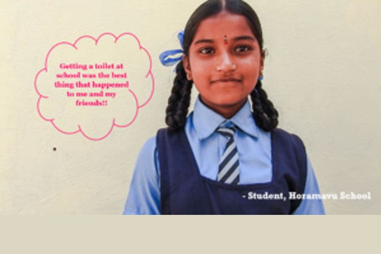 Impact Guru - Girls Glory – A School Sanitation & Hygiene Program
