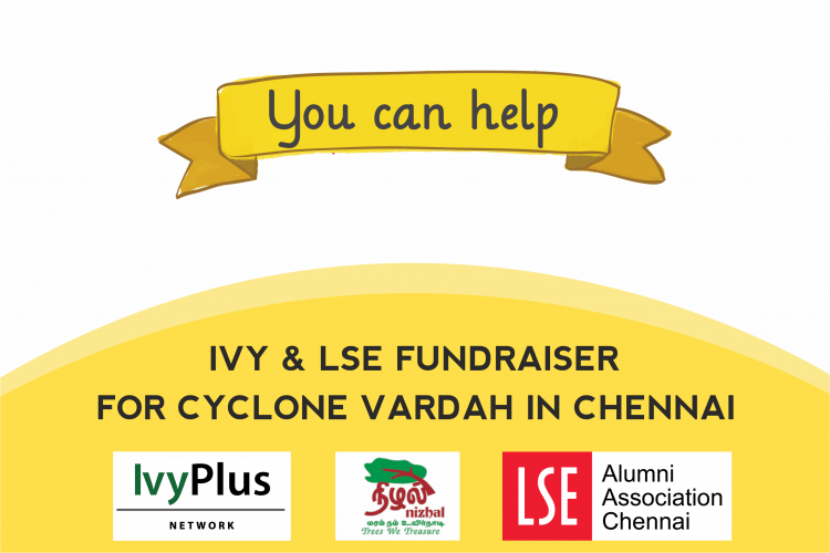 Impact Guru - IVY & LSE Fundraiser for Restoring Cyclone Vardah Damaged Trees in Chennai