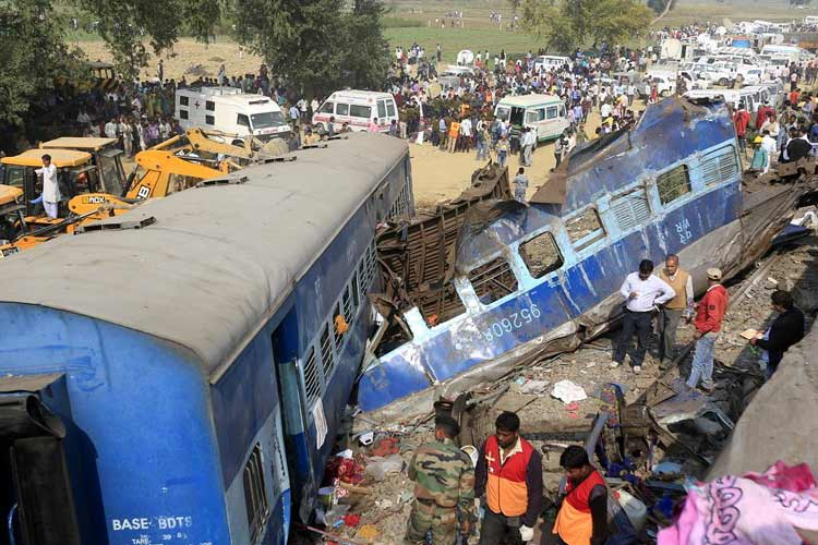 Impact Guru - Help provide relief to the victims of Patna-Indore Train Disaster