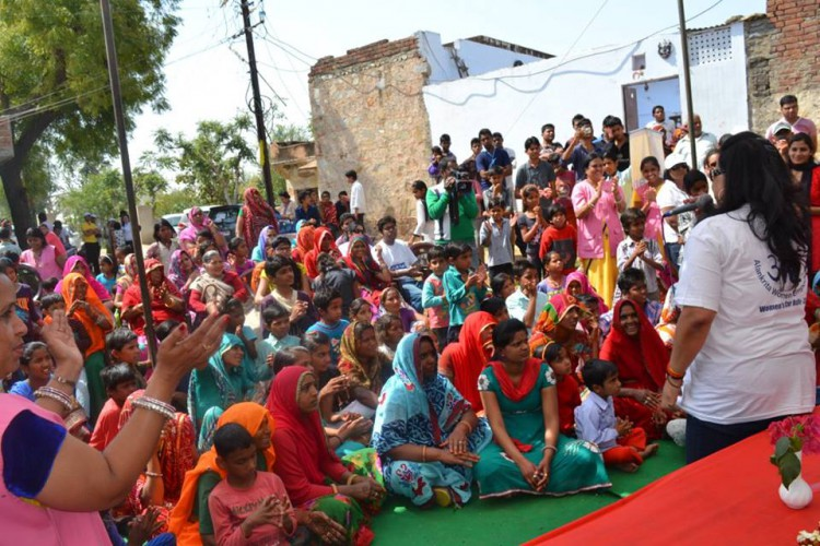 Impact Guru - Breaking the Taboo - Lifting the veil on Women Health Issues through Health Camps
