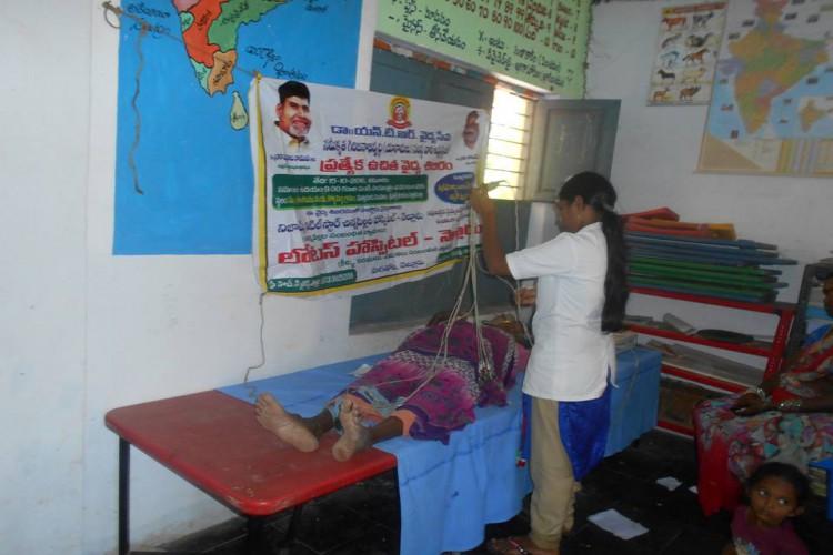 Murali Krishna Trust - NGO