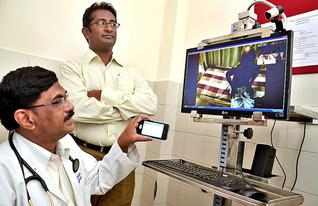 Impact Guru - Improve Healthcare Service in Rural Madhya Pradesh by enabling IT (Tele-Medicine & E-Consultation)