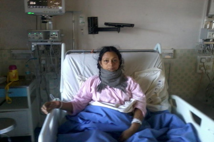 Help my sister-in-law Ranjana fight cancer