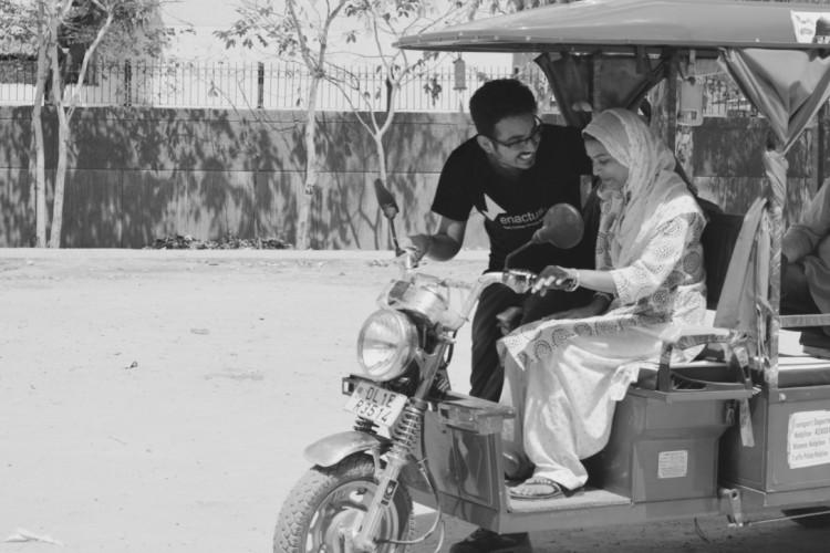 Marginalised Slum Women