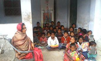 Impact Guru - Mobile School for Rural Children
