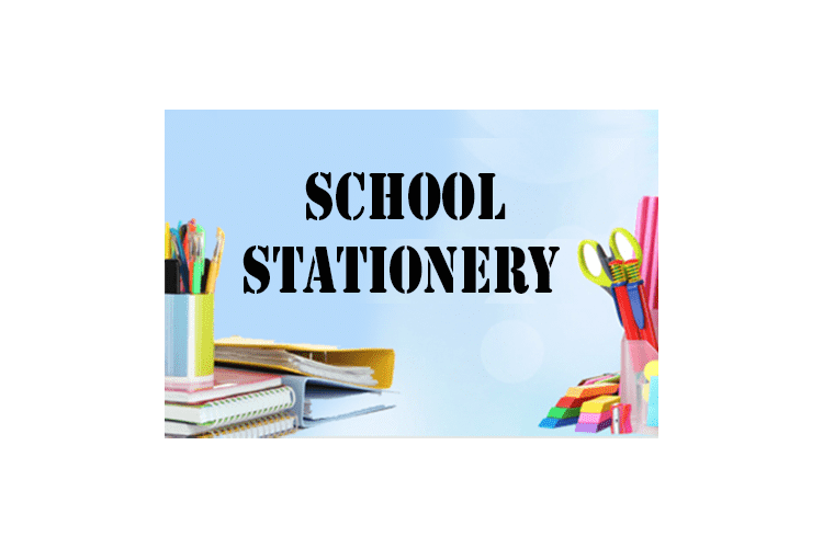 HELP ME RAISE FUNDS FOR MY STATIONERY SHOP