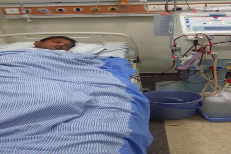 Help my son undergo Kidney transplant
