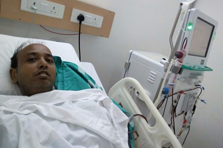 Donate for Dialysis and Kidney Transplant for AIIMS Patient!